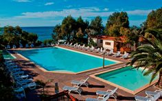 Camping Villaggio dei Fiori (Imperia) Liguria - http://www.topcampings.it/it/camping/809/Villaggio_dei_Fiori.html