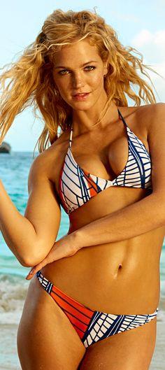 Bikini Watch - Erin Heatherton @styleestate