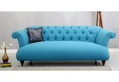 Piexy Fabric Sofa in Electric Turquoise is great to make a vibrant presence. Three seater sofa holds a dominant place in the living room furniture. The comfortable seating and elegant design of 3 seater sofa at Wooden Street makes them favourable choice. Shop 3 seater sofa online in #Jaipur #Chennai #Kolkata #Chandigarh