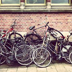 """Cuánto """"bicio"""" hay en Ámsterdam - @jaumeprimer"""