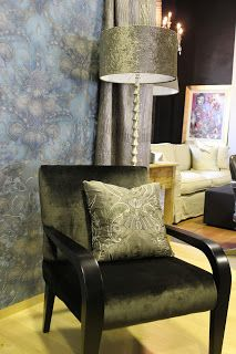 "Charcoal Interiors ""Style in the City"" Blog. Upholstery project by Charcoal Interiors. Interior Design Brisbane."