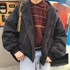 ropa nice 50 beste Kombinationskleidung fr Mnner im Jahr 2018 Aesthetic Fashion, Aesthetic Clothes, Look Fashion, 90s Fashion, Korean Fashion, Fashion Outfits, Vintage Fashion Men, Teen Guy Fashion, Urban Aesthetic