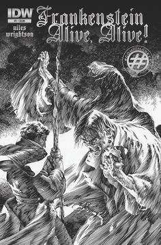 How awesome is Bernie Wrightson?