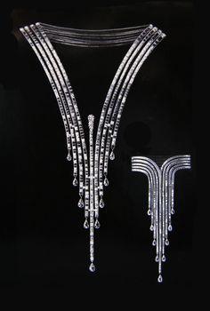 jewelry sketches by Laura Panova, via Behance - Trend Jewelry Model 2020