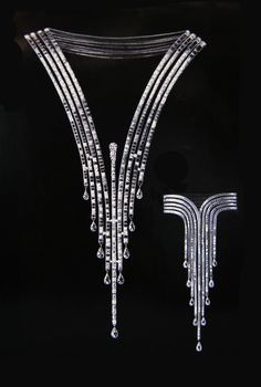 jewelry sketches by Laura Panova, via Behance