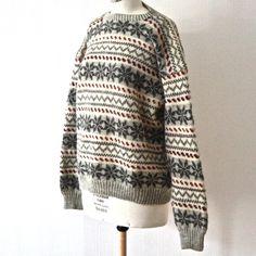 Herlig håndstrikket ullgenser Men Sweater, Pullover, Sweaters, Style, Fashion, Swag, Moda, Stylus, Fashion Styles