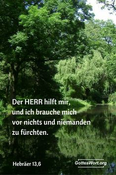 Ohne Furcht! Lese: http://www.gottes-wort.com/ohne-furcht.html