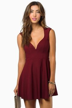 Flirty Skater Dress                                                                                                                                                                                 More