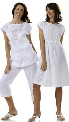 Simple tunic dress