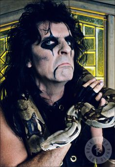 Alice Cooper by Mark Weiss