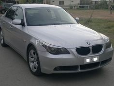 BMW 5 Series (530D) in absolutely immaculate condition.   Army officer's driven and registered in own name.   2008 import and Islamabad registered.   Guaranteed total original paint less front bumper extension.   Engine and suspension is as good as brand new car. Does 18.5 km per litre with AC on local highway and even better consumption on motorway.   Oil sump flushed every 3rd oil change.   Injector cleaner added to each fuel top up.   Very clean interior like new.