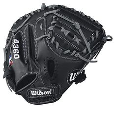 Wilson Youth Catcher's Mitt Lightweight and flexible Durable baseball glove Right Hand Throw (glove worn on left hand) Moon Web Full pigskin palm Position: Youth Baseball Helmet, Youth Baseball Gloves, Football Helmets, Baseball Jerseys, Baseball Field, Softball, Wilson Sport, Cleveland Indians Baseball, Thing 1