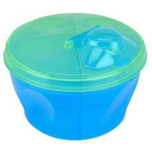 Babies R Us Purely Simple Formula Dispenser with 4 Compartments - Blue $4.99