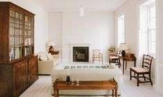 A chic boutique hotel in Penzance, England, serves as the perfect home base for exploring Cornwall Best Hotels In Cornwall, Georgian Homes, Georgian Townhouse, Weekend Breaks, Coastal Cottage, Reception Rooms, Wedding Reception, Drawing Room, House Drawing