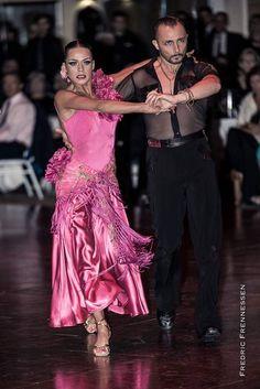 Maurizio Vescova and Andra Vaidilaite - BDF 100 Stars 12 Oct 2016