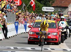 Tour de France 2013. CLM Embrun-Chorges. Chris Froome. #myhautesalpes #tourismepaca  © Photo Pat.Domeyne/Juillet 2015