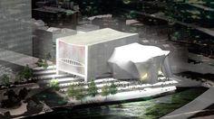 OMA dostane go-napřed na 110 milionů liber uměleckého centra v Manchesteru