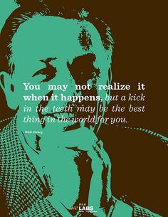Walt Disney Inspiration