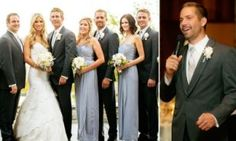 Pictures of Paul Walker as best man at brother's wedding weeks ago | Mail Online
