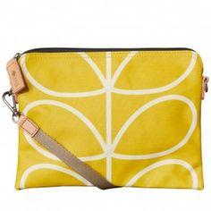 70433dd5eec2 Orla Kiely Travel Pouch Dandelion トラベルバッグ, ショッピングバッグ, デザイナーハンドバッグ
