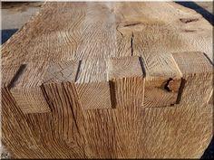 Natúr tölgy tv asztal - Antik bútor, egyedi natúr fa és loft designbútor, kerti fa termékek, akácfa oszlop, akác rönk, deszka, palló