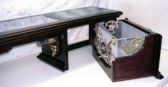 Steampunk Life: Steampunk Computer Monitor Stand