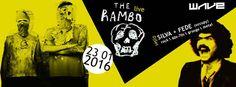 Sabato un po' di scossa con i The Rambo al Wave Misano
