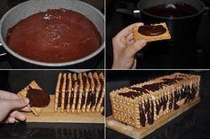 Homemade Birthday Cake Ideas For Kids - Life ideas Pie Recipes, Pasta Recipes, Sweet Recipes, Homemade Birthday Cakes, Brownie Cookies, Empanadas, Junk Food, Nutella, Food And Drink