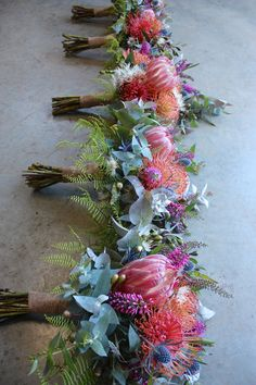 Growing and arranging beautiful Australian Native Flowers and all things Proteaceae. Bridal Flowers, Flower Bouquet Wedding, Floral Wedding, Rustic Wedding, Wedding Pins, Our Wedding, Wedding Ideas, Protea Flower, Happy Birthday Flower