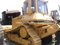 Original Japan Used CAT D5H Mini Bulldozer With Ripper For Sale China
