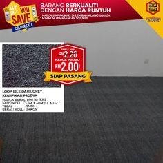 JOM JIMAT BERSAMA#ALAQSACARPETSSEKARANG!!! Nak pejabat nampak cantik . Mewah . Kreatif. Dengan hargatak masuk akal ???? 5 kelebihan karpet pejabat al aqsa carpet-------------------------------------... Office Carpet, Promotion, Office Rug
