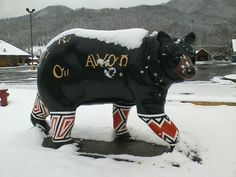 Cherokee art!