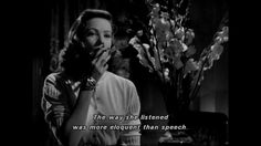 Gene Tierney in Laura, 1944 Classic Movie Quotes, Classic Movies, Gene Tierney, Bridget Bardot, Mary Kate Olsen, Ashley Olsen, Jane Birkin, Classic Hollywood, Old Hollywood
