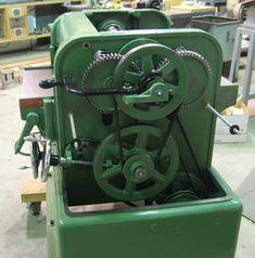 Powermatic Machine Co. - 160   VintageMachinery.org
