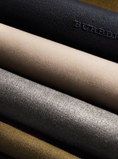 Super-soft Scottish cashmere woven in our Burberry mills.