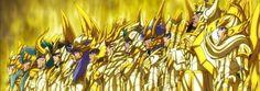 Fórum de Discussão | Saint Seiya: Soul of Gold S01E13 Que nossas preces sejam ouvidas! A eterna lenda dos Cavaleiros de Ouro! | Notícia | Omelete