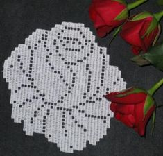 Advanced Embroidery Designs - FSL Crochet Rose do any body have a tutorial for this