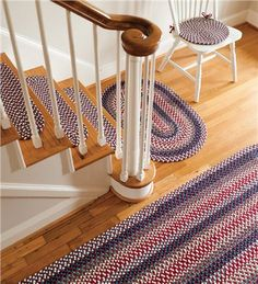 Best Braided Stair Treads Stair Treads Rustic Stairs House 640 x 480