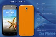 GAIA 4.7 | ADVAN | Zis Phone