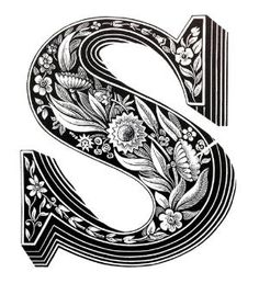 Louis John Pouchee alphabets Described as the most... | Type Worship: Inspirational Typography & Lettering by carter flynn