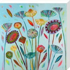 August Fields Art Print by Shyama Ruffell at King & McGaw