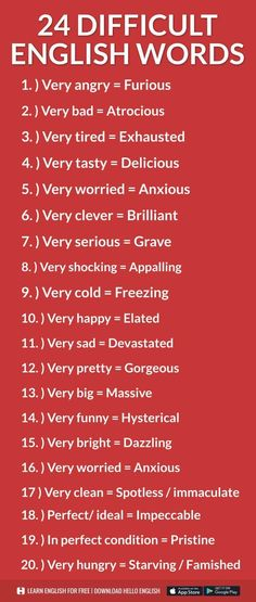 Shorten your senteces (difficult words)