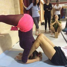 90 Best Iyengar Yoga Inversions images | Iyengar yoga ...