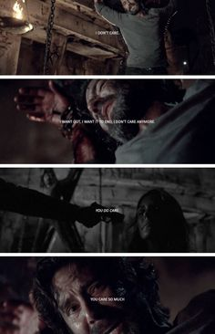 You care so much #kabby #the100 #kane