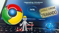 Depois da ultima atualização do Windows 10 o navegador Google Chrome está passando por algumas turbulências. Veja o passo a passo de como resolver Acesse: https://youtu.be/7KTSQGBCqZs