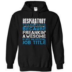 Respiratory-Therapist - #teacher gift #food gift. MORE ITEMS => https://www.sunfrog.com/LifeStyle/Respiratory-Therapist-Black-Hoodie.html?68278