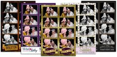 Additional templates or overlays for our Photo Booth