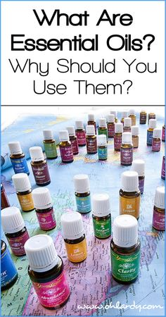 What Are Essential Oils? - To purchase YLEO's or for more info, please visit my website at:   http://youngliving.org/tonyasheeks  - DISTRIBUTOR Sponsor ID #2388607