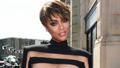 Exclusive: tyra banks is just happy there are supermodels again Grunge Outfits, 90s Fashion Grunge, Rachel Green Outfits, Drew Barrymore, Hijab Outfit, Soft Grunge, Tyra Banks, Outfit Trends, Vanity Fair