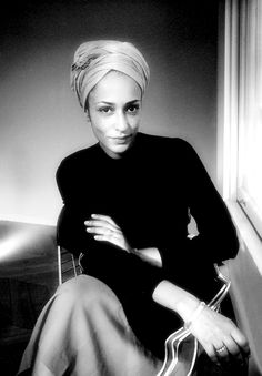 Zadie Smith is considered one of the most talented writers of her generation. Authors, Writers, Zadie Smith, Cloak, Powerful Women, Goddesses, Other People, Inspire Me, High Neck Dress